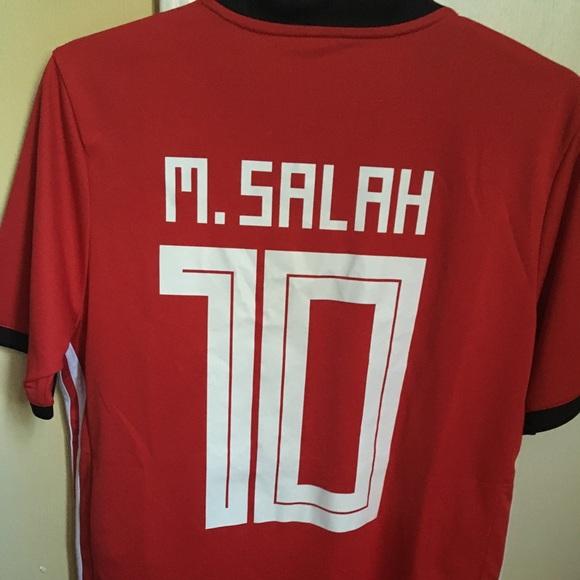 560b461d4a4 adidas Shirts | Official Egypt Fifa World Cup Jersey 2018 | Poshmark